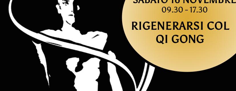 workshop qi gong 2019 -2020 RIGENERARSI COL QIGONG